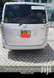 7 Seater Voxy For Hire | Chauffeur & Airport transfer Services for sale in Nairobi, Lower Savannah