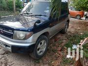 Mitsubishi Pajero IO 2000 Blue | Cars for sale in Mombasa, Tudor
