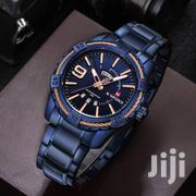 Naviforce Men Watch Date Week Sports Men Watches Business Waterproof | Watches for sale in Nairobi, Embakasi