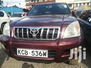 Toyota Land Cruiser Prado 2008 Red | Cars for sale in Nairobi, Nairobi Central