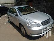 Toyota Corolla 2002 Silver | Cars for sale in Nairobi, Nairobi Central