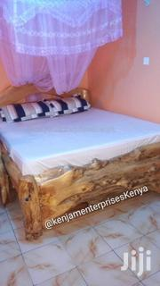 5*6 Heavy Duty Quality Durable And Unique Bed   Furniture for sale in Nairobi, Umoja II