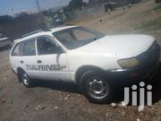 Toyota Corolla 2002 Liftback White | Cars for sale in Nakuru, Biashara (Naivasha)