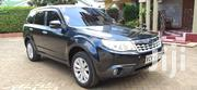Subaru Forester 2012 Black   Cars for sale in Nairobi, Mountain View