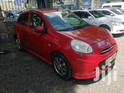 Nissan March 2012 Red | Cars for sale in Nakuru, Nakuru East