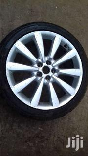 Jaguar Rim And Tyres 19' | Vehicle Parts & Accessories for sale in Homa Bay, Mfangano Island