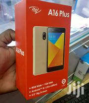 New Itel A16 Plus 8 GB Black | Mobile Phones for sale in Nairobi, Nairobi Central