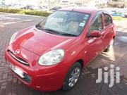 Nissan March 2012 Red | Cars for sale in Nairobi, Woodley/Kenyatta Golf Course