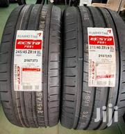 245/45zr19 Kumho Tyre's Is Made In Korea | Vehicle Parts & Accessories for sale in Nairobi, Nairobi Central