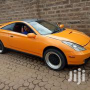 Toyota Celica 2000 Ultimate Orange | Cars for sale in Nairobi, Mountain View