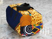 African Ankara Print Bowler Bag | Bags for sale in Nairobi, Karen
