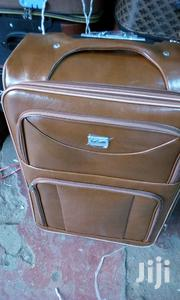 Leather Suitcase 3 In 1 | Bags for sale in Nairobi, Kahawa West