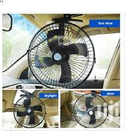 """12vy Dashboard Oscillating Fan 8"""" 