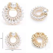 Pearl Round Flower Brooches | Jewelry for sale in Nairobi, Nairobi Central