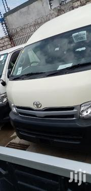 Toyota HiAce 2013 White | Buses & Microbuses for sale in Mombasa, Majengo