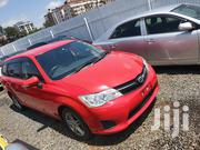 Toyota Fielder 2012 Red | Cars for sale in Nairobi, Ngando