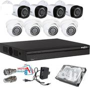 1 8 Channel Dahua Cctv Cameras With Night Vision | Security & Surveillance for sale in Nairobi, Nairobi Central