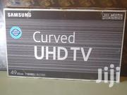 Samsung Curved UHD TV Smart. 49 Inch | TV & DVD Equipment for sale in Nairobi, Karen
