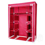 A Portable Wooden Frame Wardrobe.   Furniture for sale in Nairobi, Eastleigh North