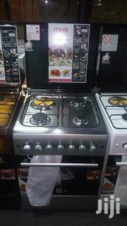 60*60 Mika Cooker With 3 Gas Burner And 1 Electric Plate | Kitchen Appliances for sale in Nairobi, Nairobi Central