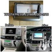 Car Stereo Radio Fascia Panel KIT Frame For Toyota Estima 2006 To 2016   Vehicle Parts & Accessories for sale in Nairobi, Nairobi Central