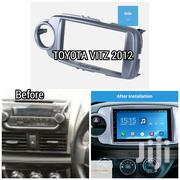 Console /Fascia For Toyota Vitz/Yaris 2012 Double Din | Vehicle Parts & Accessories for sale in Nairobi, Nairobi Central