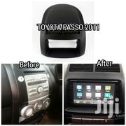 Car Stereo Radio Fascia Panel KIT Frame For Toyota Passo 2011   Vehicle Parts & Accessories for sale in Nairobi, Nairobi Central