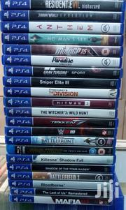 Used Play Station 4 Games | Video Games for sale in Nairobi, California