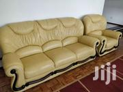 Leather Sofas With Reclining Lazy Boy | Furniture for sale in Nairobi, Parklands/Highridge