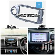 Fascia Conversion KIT For 2012 Toyota Vitz/Yaris Double Din Radio | Vehicle Parts & Accessories for sale in Nairobi, Nairobi Central