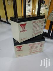 Rechargable Yuasa 12v7ah Batteries | Solar Energy for sale in Nairobi, Nairobi Central
