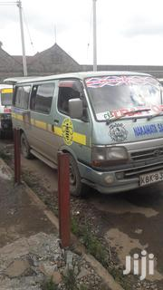 Toyota HiAce 2004 Siyaya Gray | Buses & Microbuses for sale in Nairobi, Nairobi Central