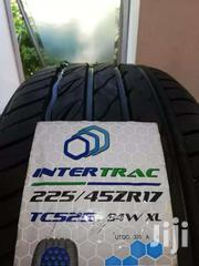 225/45/17 Intertrac Tyre's Is Made In China | Vehicle Parts & Accessories for sale in Nairobi, Nairobi Central