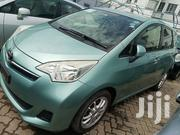 New Toyota Ractis 2012 Green | Cars for sale in Mombasa, Shimanzi/Ganjoni
