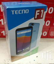 New Tecno F1 8 GB Blue | Mobile Phones for sale in Nairobi, Nairobi Central