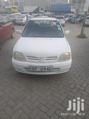 Nissan March 2002 White   Cars for sale in Nairobi, Nairobi West