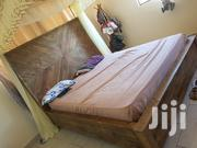 Brown King Size Bed | Furniture for sale in Mombasa, Bamburi