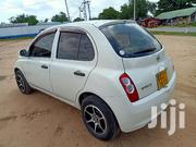 Nissan March 2009 White | Cars for sale in Mombasa, Majengo