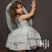 Elegant Baby Girl Dress With A Veil | Children's Clothing for sale in Nairobi, Kasarani