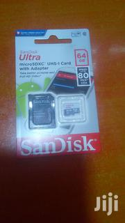 64gb Memory Cards   Accessories for Mobile Phones & Tablets for sale in Nairobi, Nairobi Central