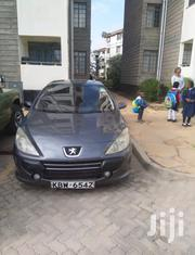 Peugeot 307 2007 Blue   Cars for sale in Nairobi, Nyayo Highrise