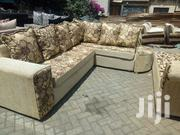 Ready Made Simple Quality Corner Seat | Furniture for sale in Nairobi, Ngara