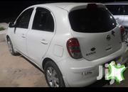 Nissan March 2011 White   Cars for sale in Mombasa, Shanzu