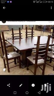 6 Seater Dinning Table | Furniture for sale in Nairobi, Nyayo Highrise