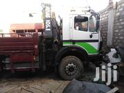 5tons Self Loading Crane Mercedes 2634 Double Diff Excellent Condition | Heavy Equipments for sale in Mombasa, Changamwe