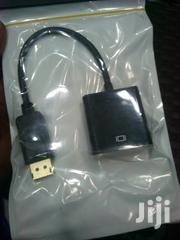 Display Port To HDMI Adapter   Computer Accessories  for sale in Nairobi, Nairobi Central