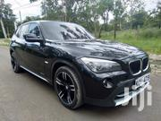 BMW X1 2012 Black | Cars for sale in Nairobi, Karen