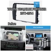 Fascia Conversion KIT For 2011+ Toyota Hilux/Vigo/Fortuner | Vehicle Parts & Accessories for sale in Nairobi, Nairobi Central