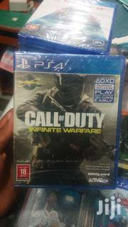 Call Of Duty Infinite Warfare Ps4 Game   Video Games for sale in Nairobi, Nairobi Central
