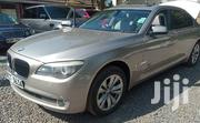 BMW 7 Series 2011 Silver | Cars for sale in Nairobi, Kilimani
